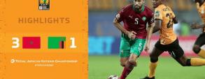 Maroko 3:1 Zambia