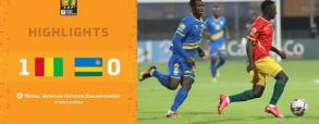 Gwinea 1:0 Rwanda