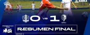 Real Madriz FC 0:1 Real Esteli FC