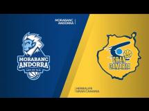 MoraBanc Andorra 74:79 Gran Canaria