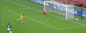 Palmeiras 0:1 Tigres