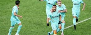 AEK Ateny 0:2 Aris Saloniki