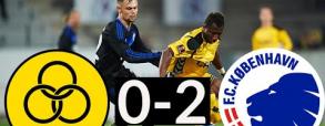 Horsens 0:2 FC Kopenhaga