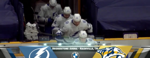 Nashville Predators 1:6 Tampa Bay Lightning