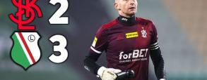 ŁKS Łódź 2:3 Legia Warszawa