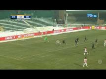 Warta Poznań 0:1 Cracovia Kraków
