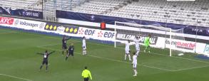Auxerre 0:2 Olympique Marsylia