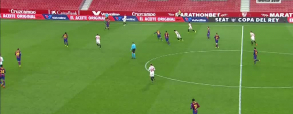 Sevilla FC 2:0 FC Barcelona