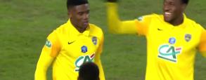 Sochaux 1:0 Saint Etienne