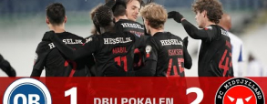 Odense BK 1:2 Midtjylland