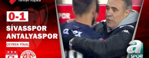 Sivasspor 0:1 Antalyaspor