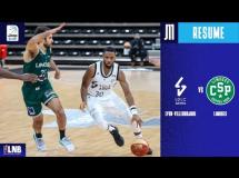 Lyon-Villeurbanne 84:75 Limoges