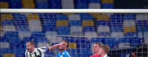 Napoli 1:0 Juventus Turyn