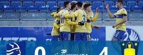 Lyngby Boldklub 0:4 Brondby IF