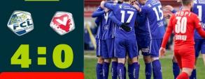 FC Luzern 4:0 Vaduz