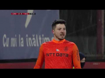 CFR Cluj 0:0 Voluntari