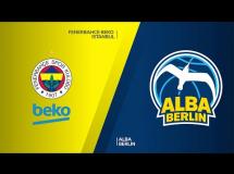 Fenerbahce 89:84 ALBA Berlin