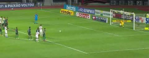 Sao Paulo 1:1 Palmeiras