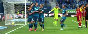 Zenit St. Petersburg 1:2 Arsenal Tula