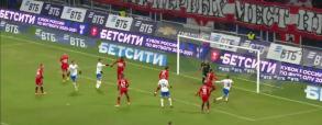 Dynamo Moskwa 2:0 Spartak Moskwa
