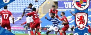 Reading 0:2 Middlesbrough