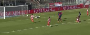 Wurzburger Kickers - Hamburger SV
