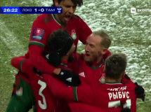 Lokomotiw Moskwa 3:0 FC Tambow