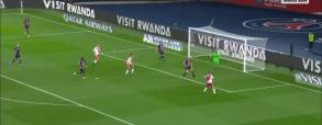 PSG 0:2 AS Monaco