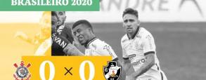 Corinthians 0:0 Vasco da Gama