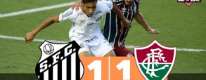 Santos 1:1 Fluminense
