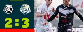 Lugano 2:3 FC Luzern