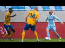 Slovan Bratysława 1:0 FK Pohronie