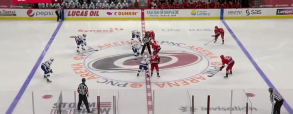 Carolina Hurricanes 3:2 Tampa Bay Lightning