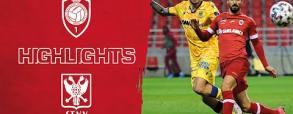 Antwerp 0:0 St. Truiden