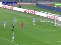 Lazio Rzym 1:4 Bayern Monachium