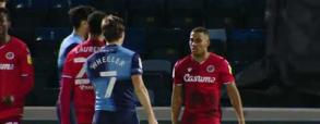 Wycombe 1:0 Reading