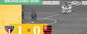 Sao Paulo 2:1 Flamengo