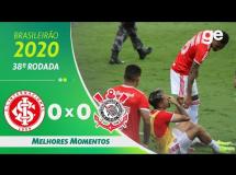 Internacional 0:0 Corinthians