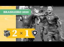 Ceara 2:1 Botafogo