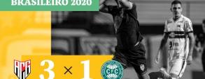 Atletico Goianiense 3:1 Coritiba