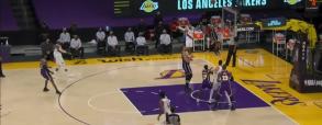 Los Angeles Lakers 102:93 Portland Trail Blazers