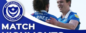 Portsmouth FC 1:1 Gillingham FC