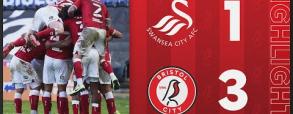 Swansea City 1:3 Bristol City
