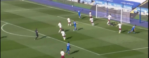 Leicester City 1:3 Arsenal Londyn
