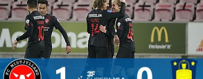 Midtjylland 1:0 Brondby IF