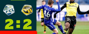 FC Luzern 2:2 Young Boys