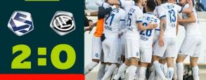 Lausanne Sports 2:0 Lugano