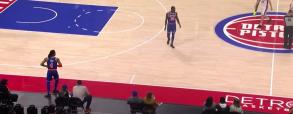 Detroit Pistons 1:2 New York Knicks
