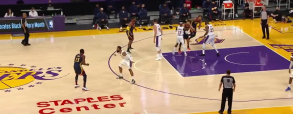 Los Angeles Lakers 117:91 Golden State Warriors