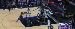 Sacramento Kings 126:127 Charlotte Hornets